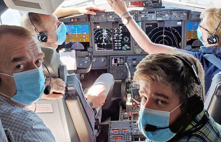 Test di volo nell'autunno del 2020 d aparte di EASA Credits: cdn-cavok.nuneshost.com
